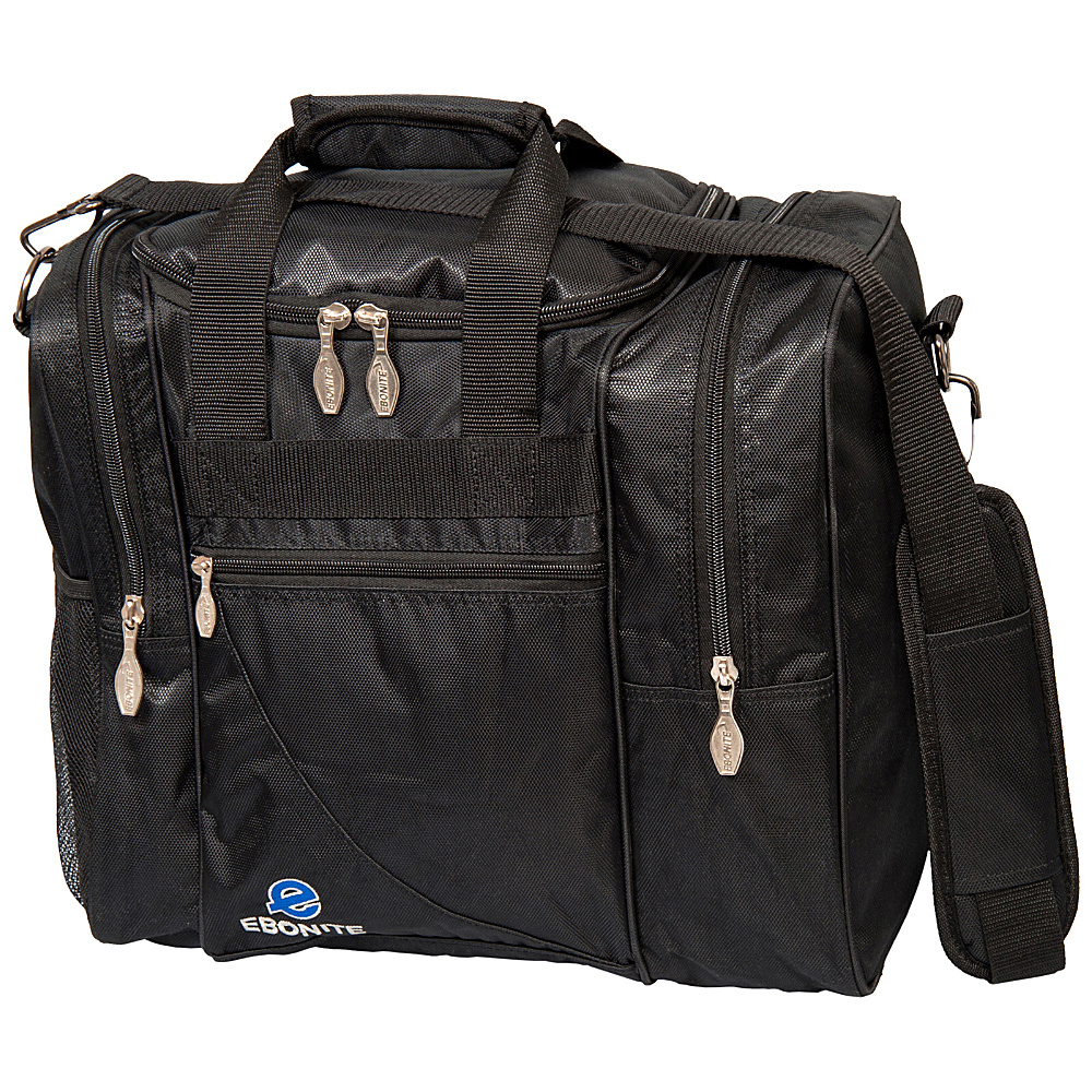 Ebonite Impact Shoulder Bag Black Ebonite Bowling Bags