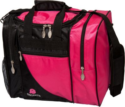 Ebonite Impact Shoulder Bag Pink - Ebonite Bowling Bags