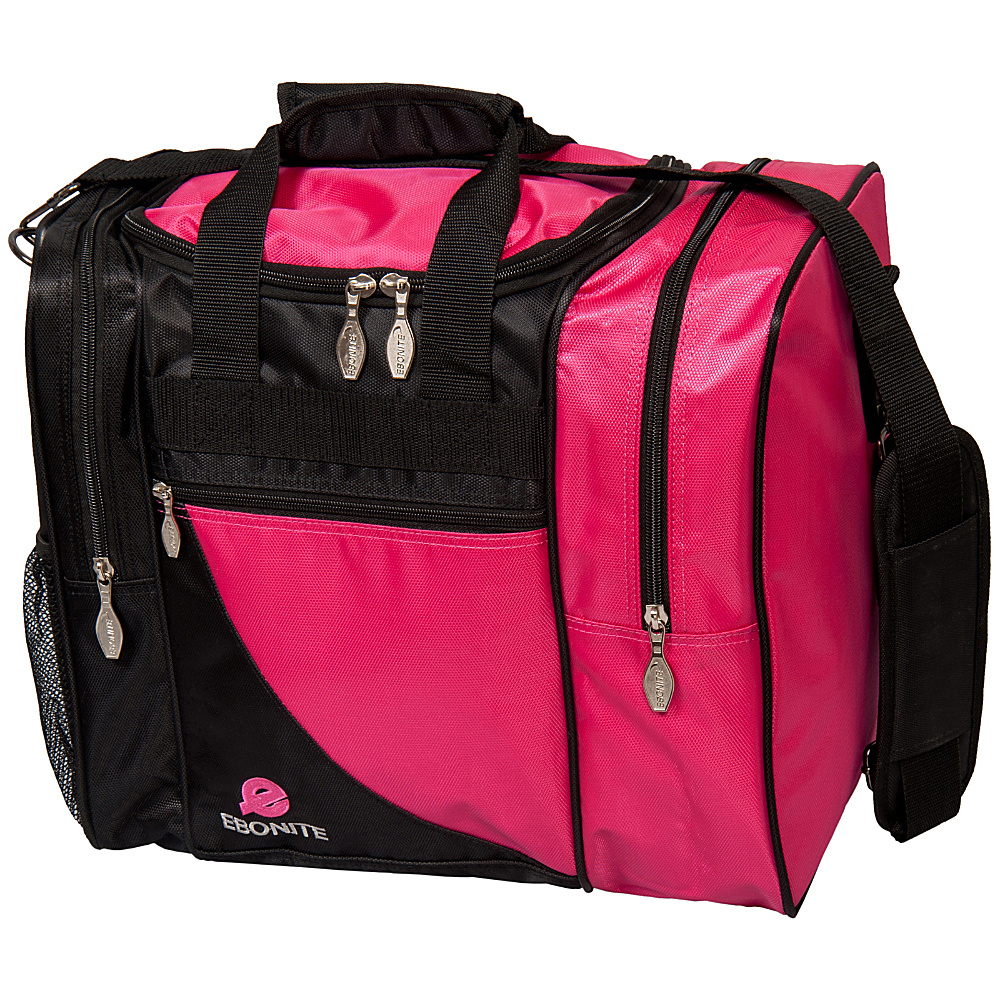 Ebonite Impact Shoulder Bag Pink Ebonite Bowling Bags
