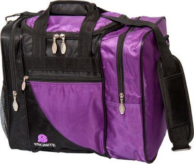 Ebonite Impact Shoulder Bag Purple - Ebonite Bowling Bags