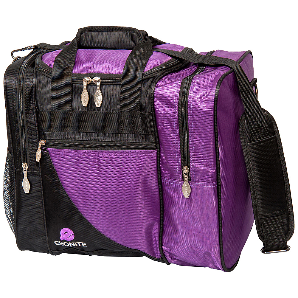 Ebonite Impact Shoulder Bag Purple Ebonite Bowling Bags