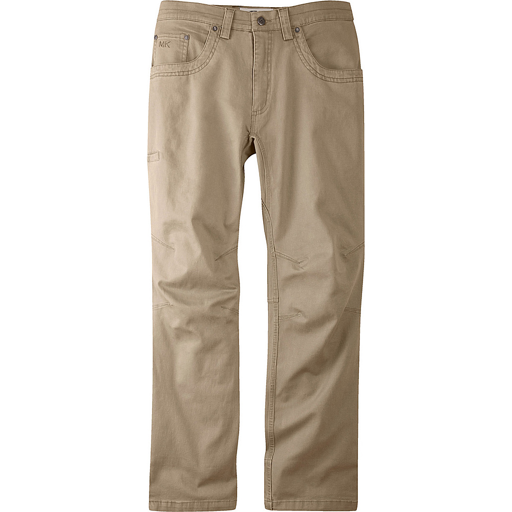 Mountain Khakis Camber 105 Pants 35 - 34in - Retro Khaki - 35W 34L - Mountain Khakis Mens Apparel - Apparel & Footwear, Men's Apparel