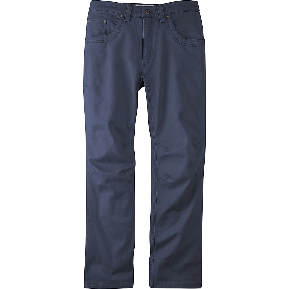 Mountain Khakis Camber 105 Pants 42 - 34in - Navy - Mountain Khakis Mens Apparel - Apparel & Footwear, Men's Apparel