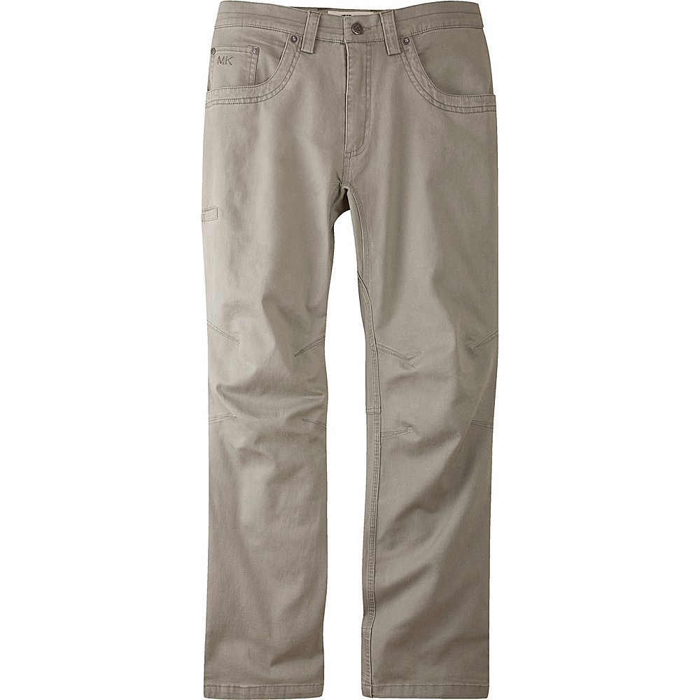 Mountain Khakis Camber 105 Pants 38 - 30in - Truffle - 38W 30L - Mountain Khakis Mens Apparel - Apparel & Footwear, Men's Apparel