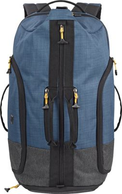 SOLO Velocity 17.3 inch Backpack Blue - SOLO Business & Laptop Backpacks