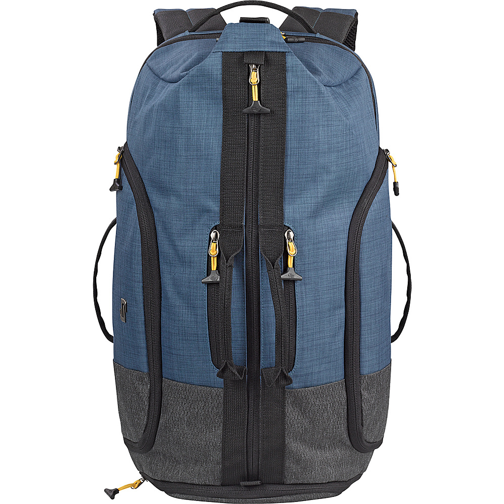 SOLO Velocity 17.3 Backpack Blue SOLO Business Laptop Backpacks