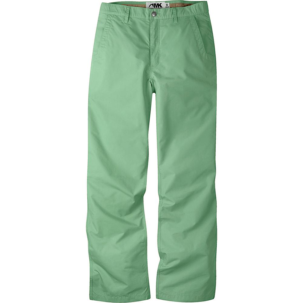 Mountain Khakis Poplin Pants 38 - 32in - Sage - Mountain Khakis Mens Apparel - Apparel & Footwear, Men's Apparel