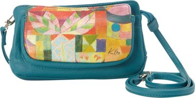Icon Shoes Small Wallet Bag Garden View - Icon Shoes Leather Handbags