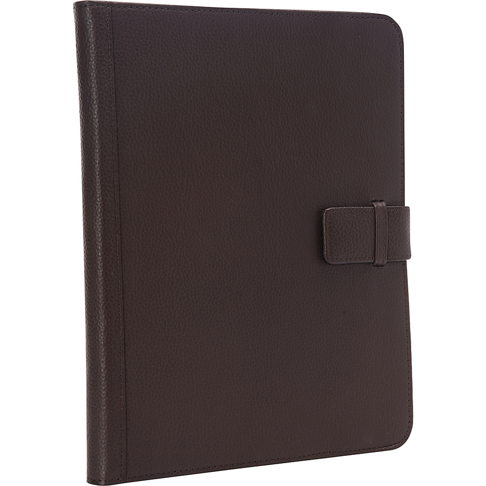 Goodhope Bags Universal Leather Tablet Case Brown Goodhope Bags Electronic Cases