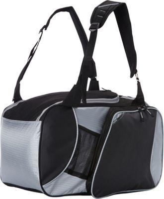 Goodhope Bags Backpack Cooler Duffel Black - Goodhope Bags Gym Duffels