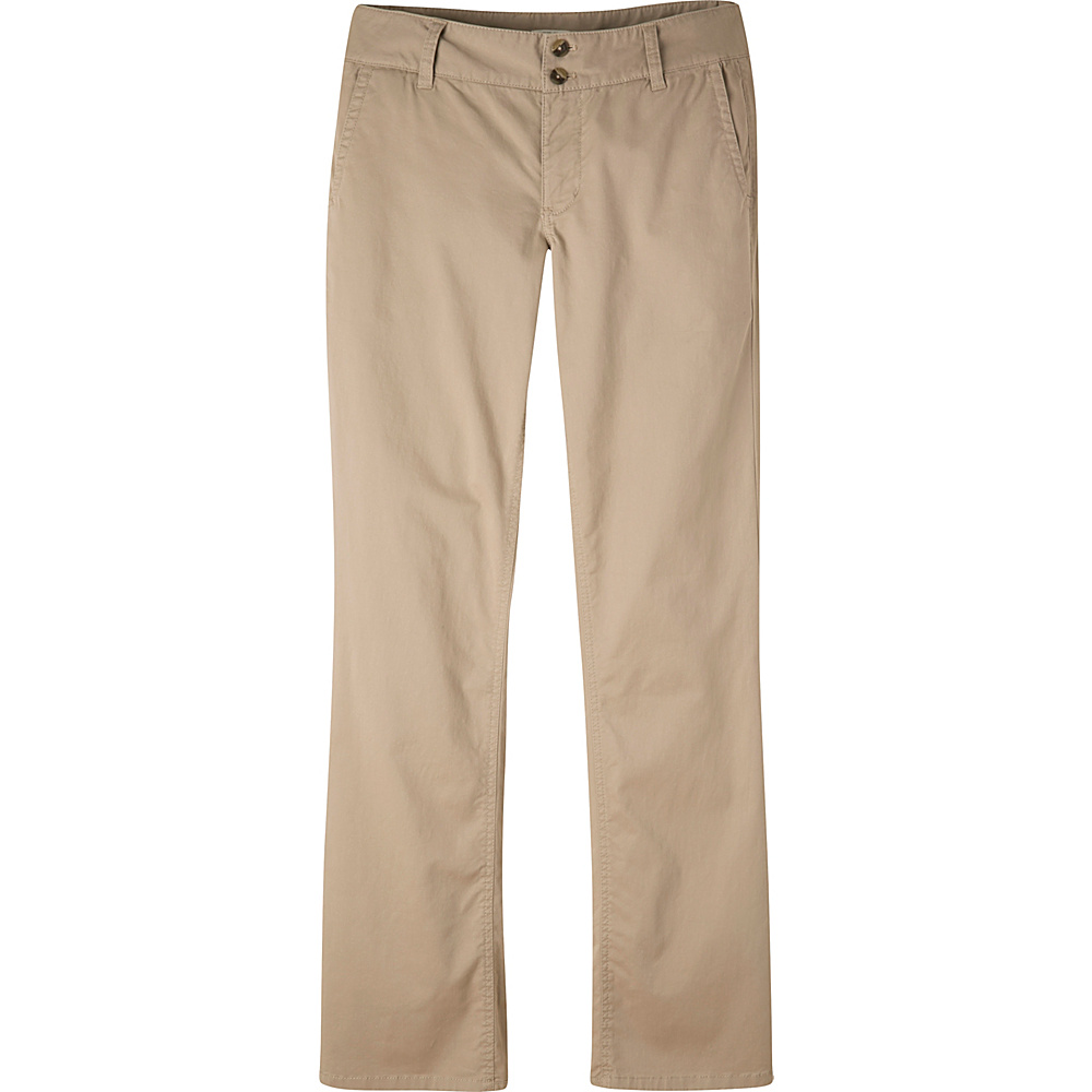 Mountain Khakis Sadie Chino Pant 8 - Regular - Classic Khaki - Mountain Khakis Womens Apparel - Apparel & Footwear, Women's Apparel