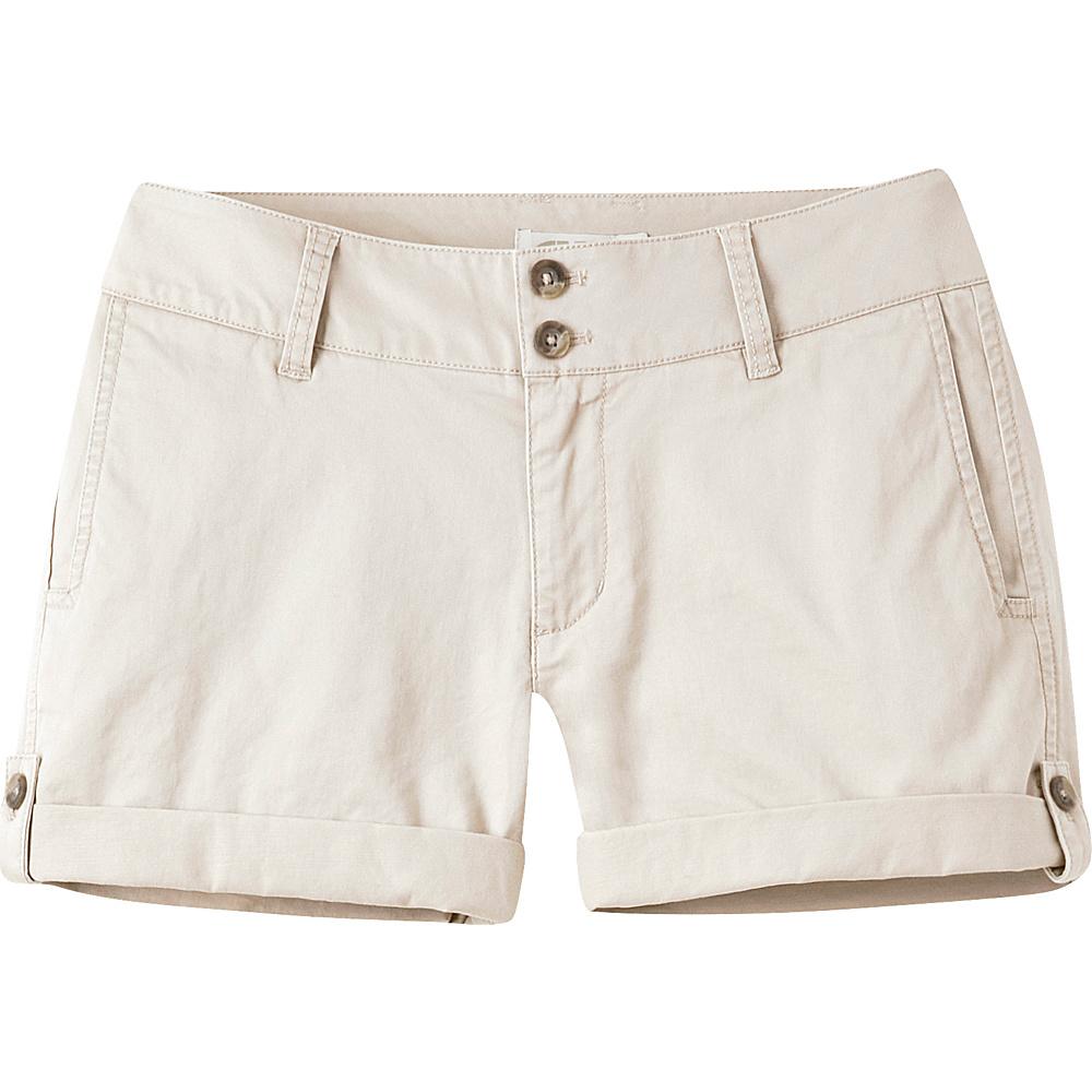 Mountain Khakis Sadie Chino Shorts 8 - 5in - Stone - Mountain Khakis Womens Apparel - Apparel & Footwear, Women's Apparel