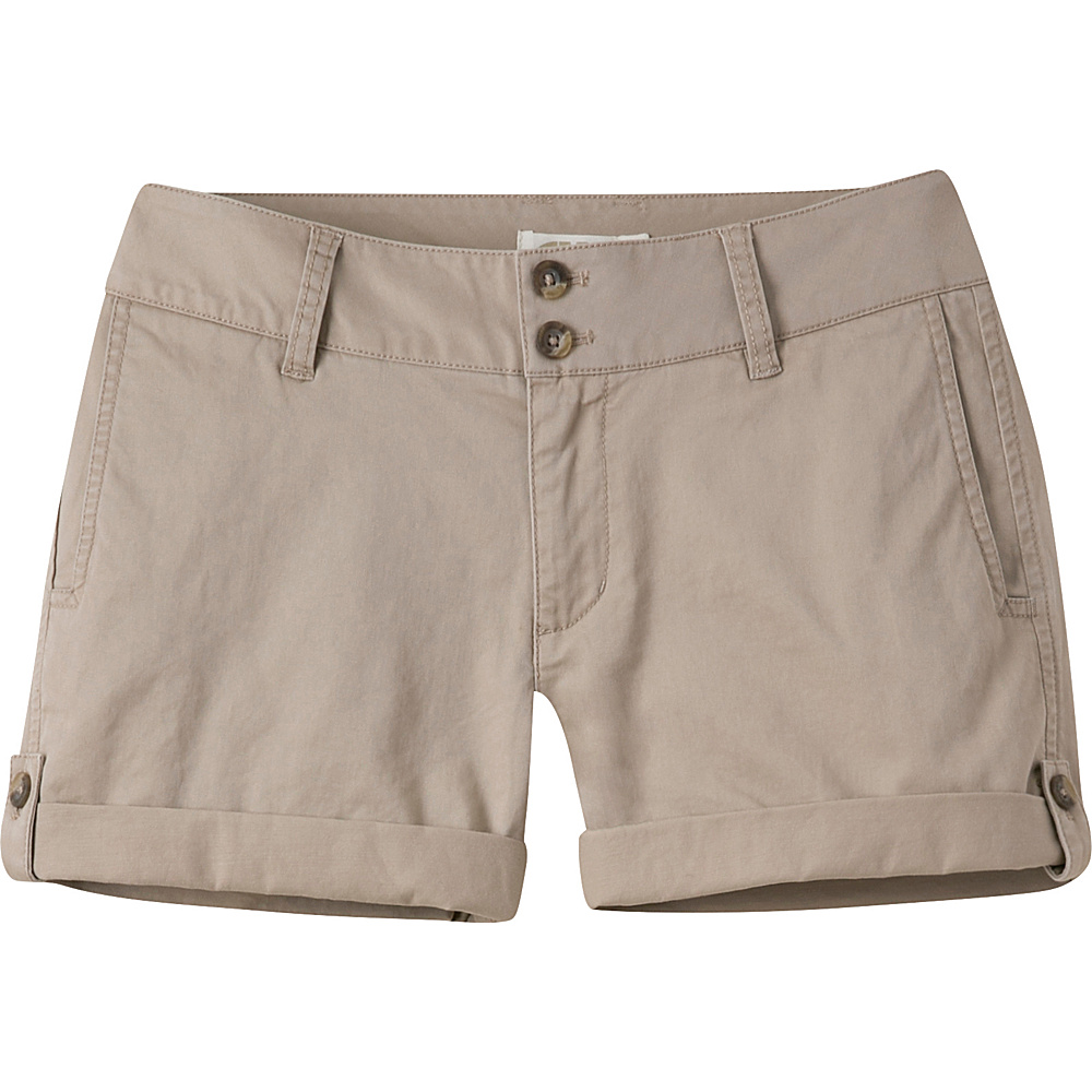 Mountain Khakis Sadie Chino Shorts 10 - 5in - Classic Khaki - 10W 5in - Mountain Khakis Womens Apparel - Apparel & Footwear, Women's Apparel