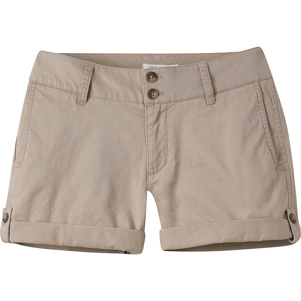 Mountain Khakis Sadie Chino Shorts 12 - 5in - Classic Khaki - 10W 5in - Mountain Khakis Womens Apparel - Apparel & Footwear, Women's Apparel