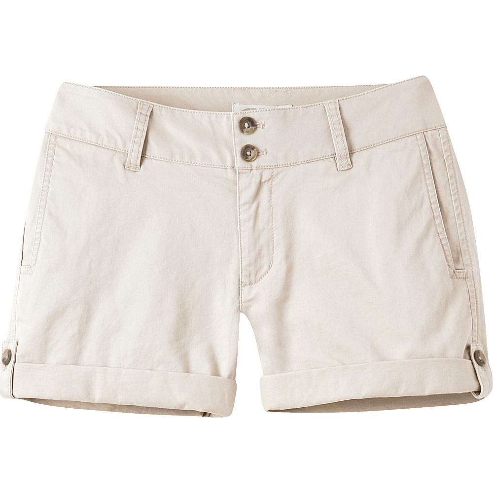 Mountain Khakis Sadie Chino Shorts 12 - 5in - Stone - Mountain Khakis Womens Apparel - Apparel & Footwear, Women's Apparel