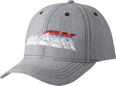 Mountain Khakis Vista Range Flex Fit Cap Cinder - S/M - Mountain Khakis Hats/Gloves/Scarves