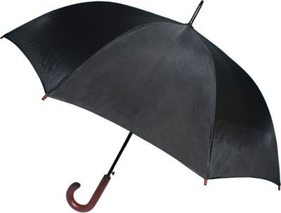 Kingstate Doormen Stick Umbrella Black - Kingstate Umbrellas and Rain Gear