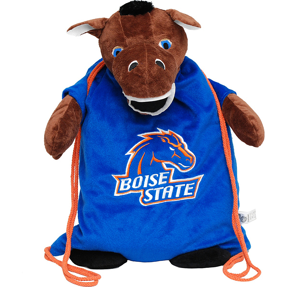 Forever Collectibles NCAA Backpack Pal Boise State Broncos Blue Forever Collectibles Everyday Backpacks