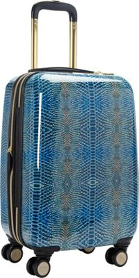 "Image of Aimee Kestenberg Ivy 20"" Carry-On Luggage Water Python - Aimee Kestenberg Hardside Luggage"