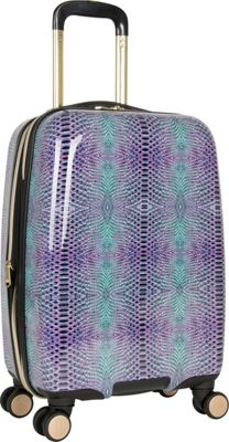 Aimee Kestenberg Ivy 20 inch Carry-On Luggage Marine Python - Aimee Kestenberg Hardside Carry-On