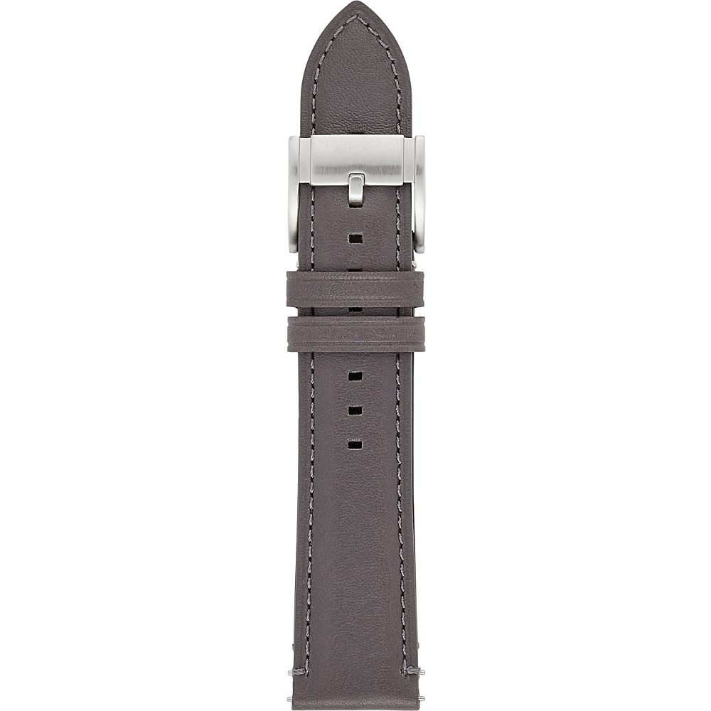 Fossil 22mm Watch Strap Grey - Fossil Watches - Fashion Accessories, Watches