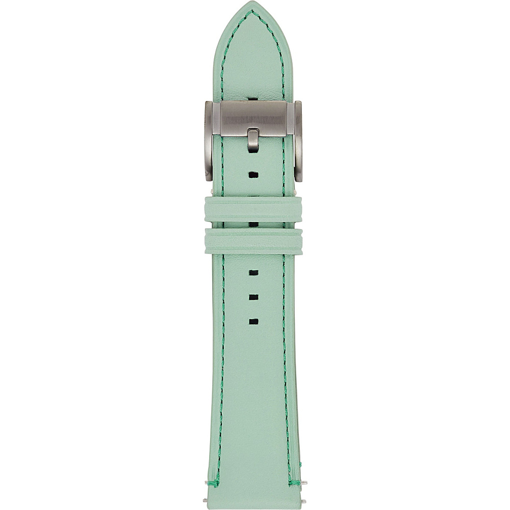 Fossil 22mm Watch Strap Green - Fossil Watches - Fashion Accessories, Watches