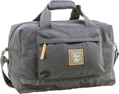 GH Bass & CO Luggage Tamarack 19 inch Duffle Gray - GH Bass & CO Luggage Travel Duffels
