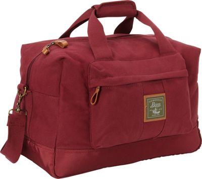 GH Bass & CO Luggage Tamarack 19 inch Duffle Red - GH Bass & CO Luggage Travel Duffels
