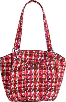 Vera Bradley Glenna Houndstooth Tweed - Vera Bradley Fabric Handbags