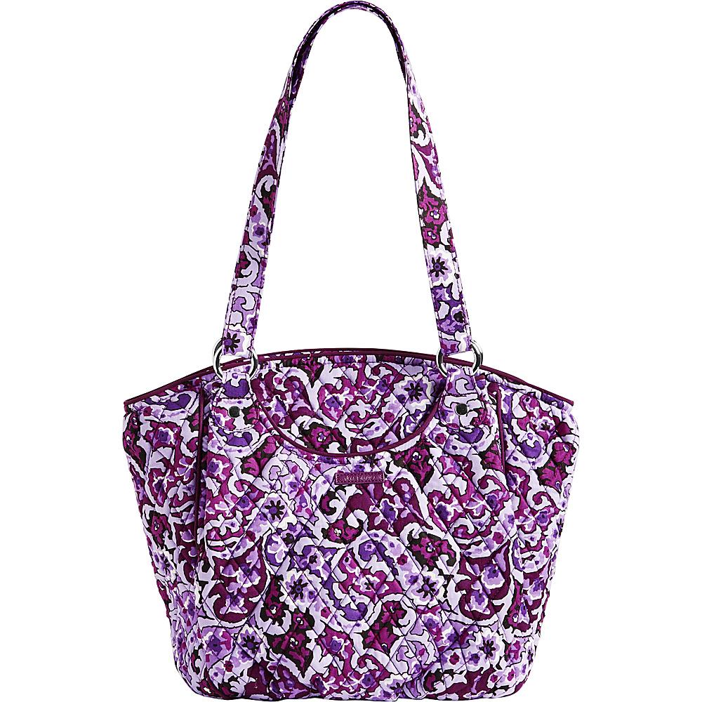 Vera Bradley Glenna Lilac Paisley - Vera Bradley Fabric Handbags - Handbags, Fabric Handbags