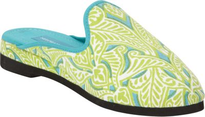 Needham Lane Clare Slip-Ons L - Lime - Large - Needham Lane Women's Footwear