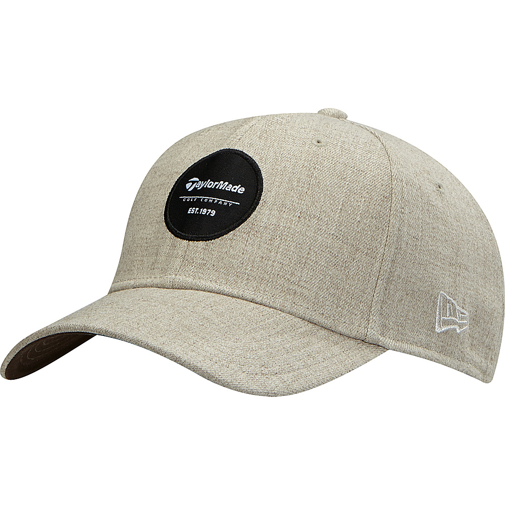 ... UPC 888167348667 product image for TaylorMade New Era 39Thirty Fitted  Hat Oatmeal - Small Medium ... 23ff210c4f1