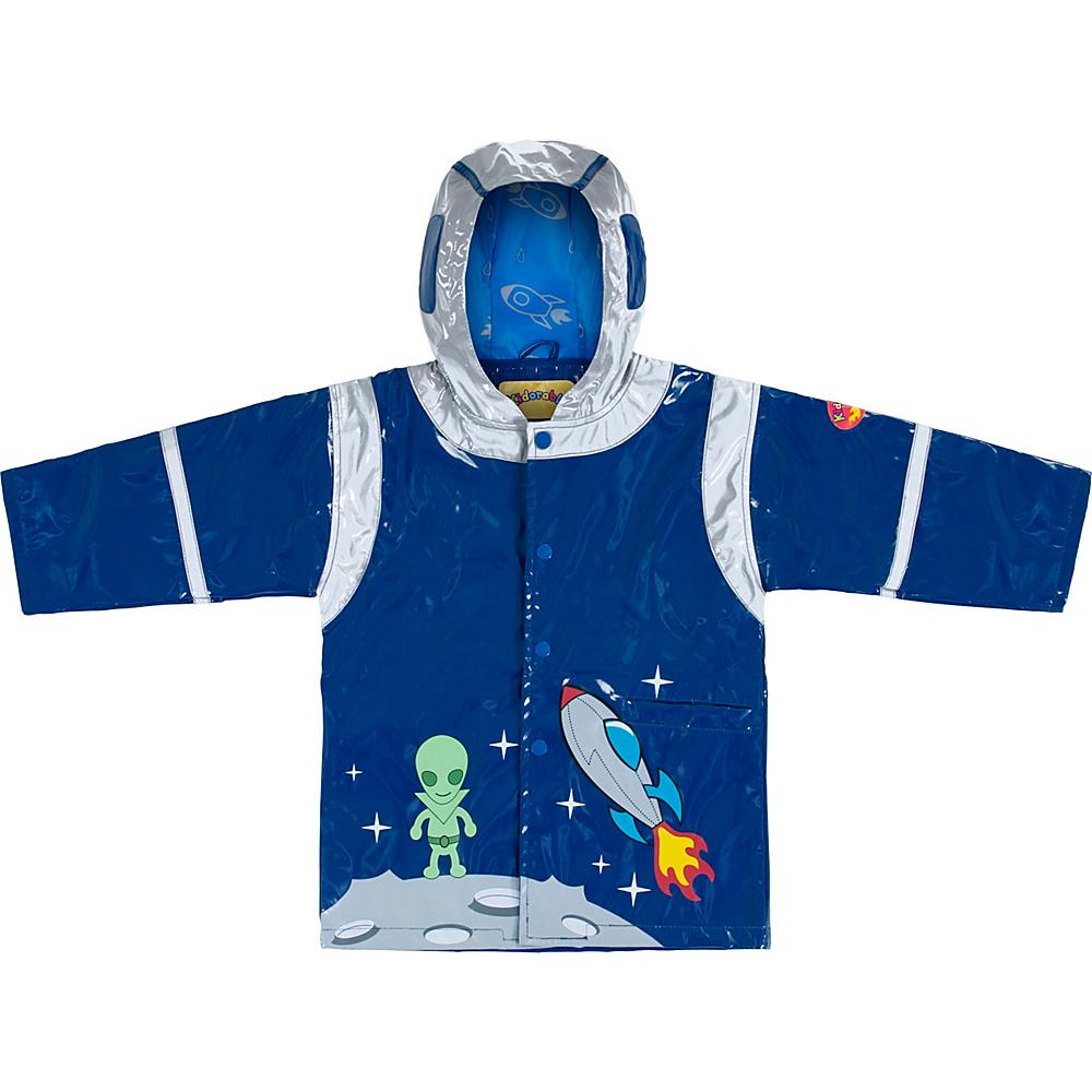 Kidorable Space Hero all-weather raincoat 6/6X - Blue - 6/6X - Kidorable Mens Apparel - Apparel & Footwear, Men's Apparel