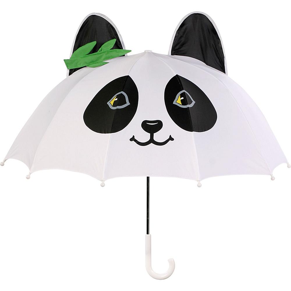 Kidorable Panda Umbrella White - One Size - Kidorable Umbrellas and Rain Gear - Travel Accessories, Umbrellas and Rain Gear