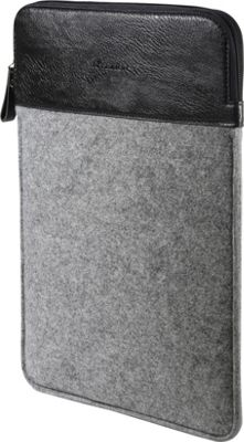 Setton Brothers 13-Inch Wool Felt Sleeve Grey - Setton Brothers Electronic Cases
