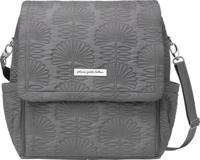 Petunia Pickle Bottom Boxy Backpack Champs-Elysees Stop - Petunia Pickle Bottom Diaper Bags & Accessories