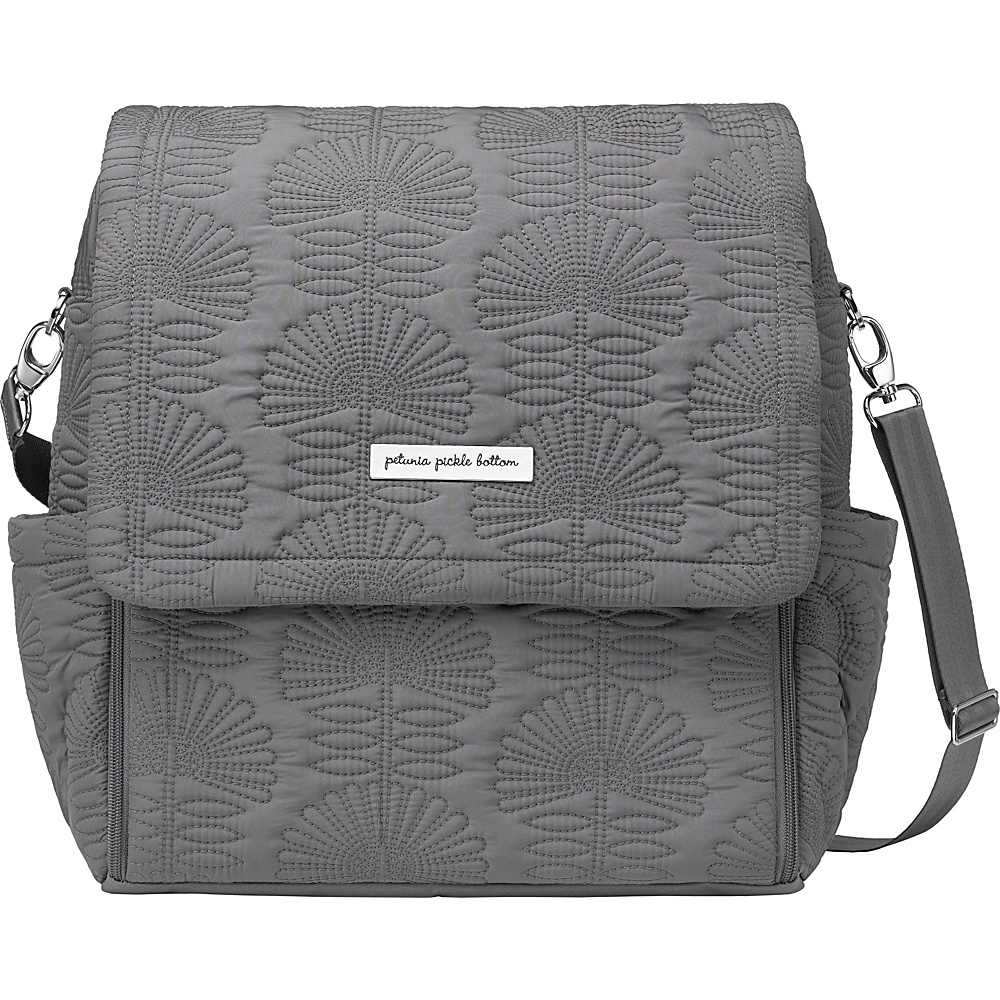 Petunia Pickle Bottom Boxy Backpack Champs Elysees Stop Petunia Pickle Bottom Diaper Bags Accessories