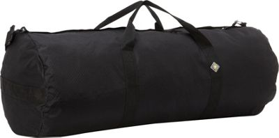 North Star Bags 40 inch Gear Duffel Bag Midnight Black - North Star Bags Travel Duffels