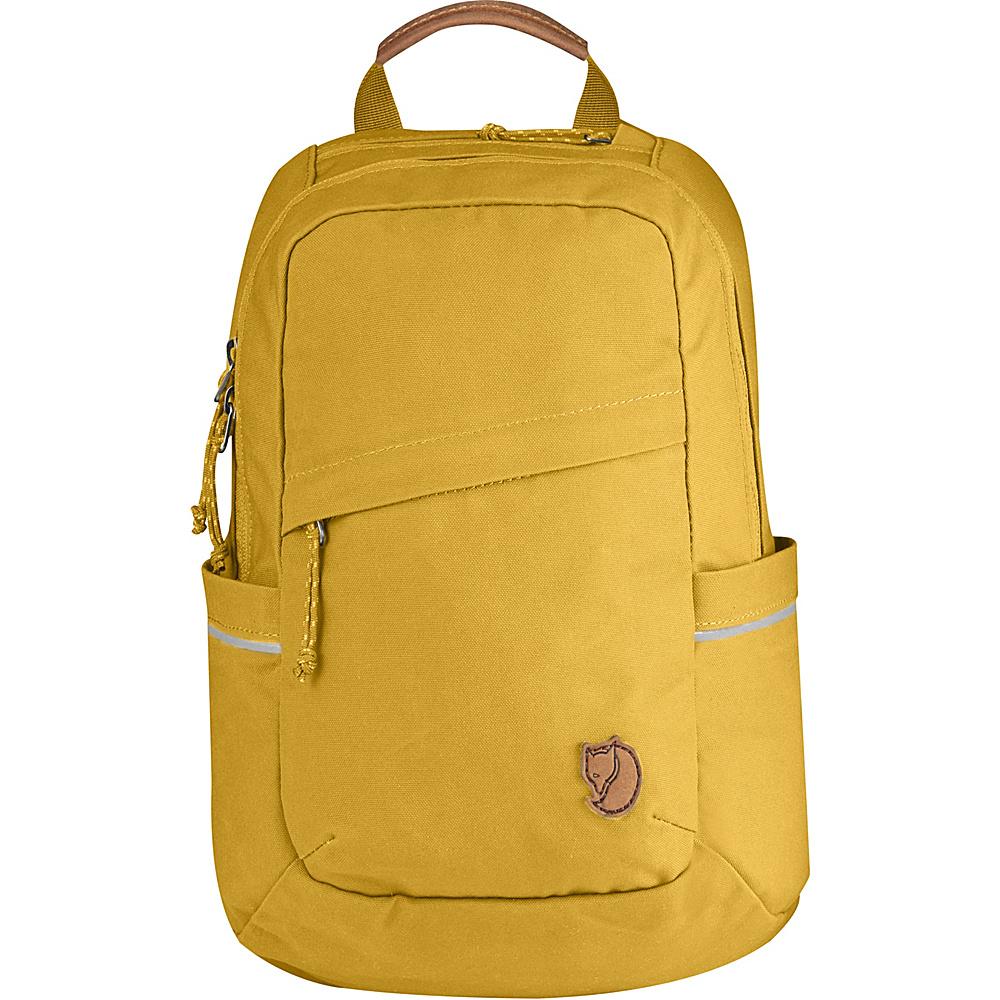 Fjallraven Raven Mini Backpack Ochre - Fjallraven Everyday Backpacks - Backpacks, Everyday Backpacks