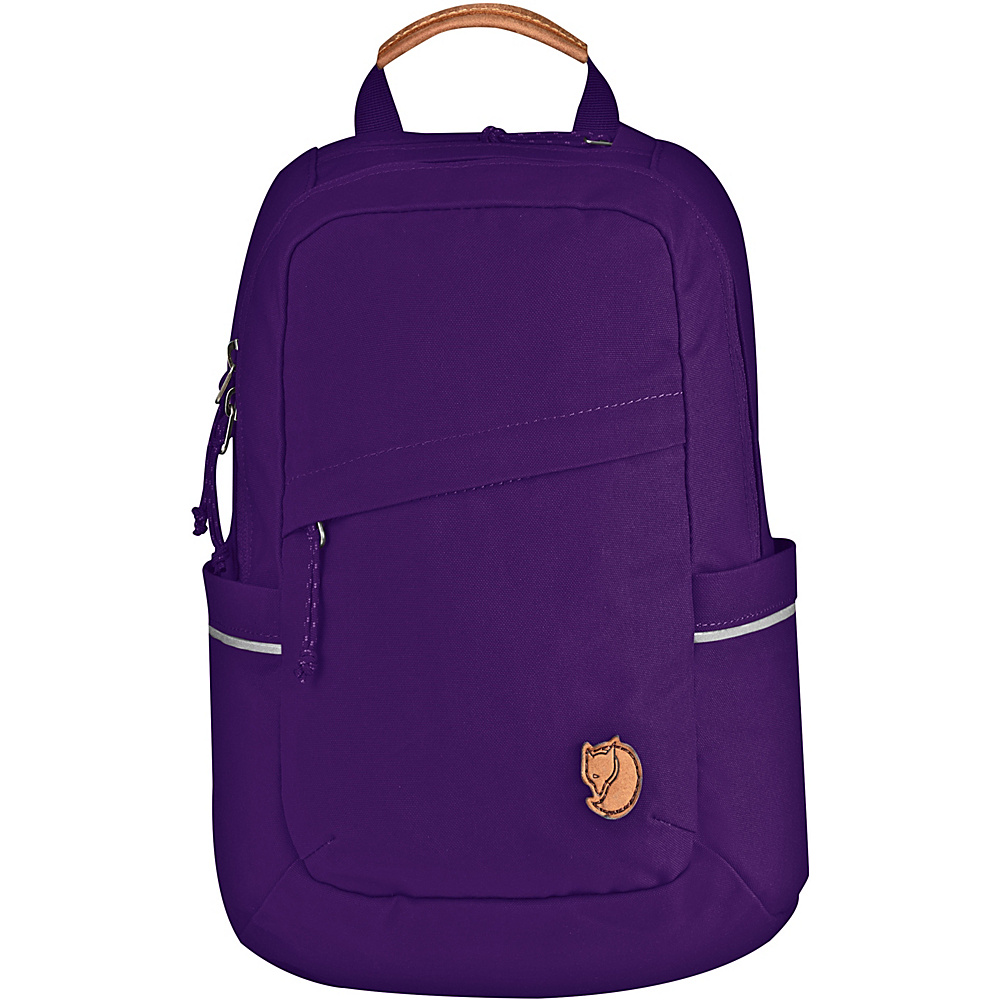 Fjallraven Raven Mini Backpack Purple - Fjallraven Everyday Backpacks - Backpacks, Everyday Backpacks