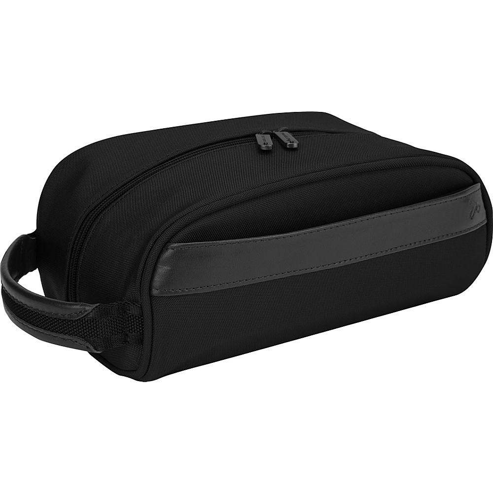 Travelon Classic Plus Top Zip Toiletry Kit Black - Travelon Toiletry Kits - Travel Accessories, Toiletry Kits