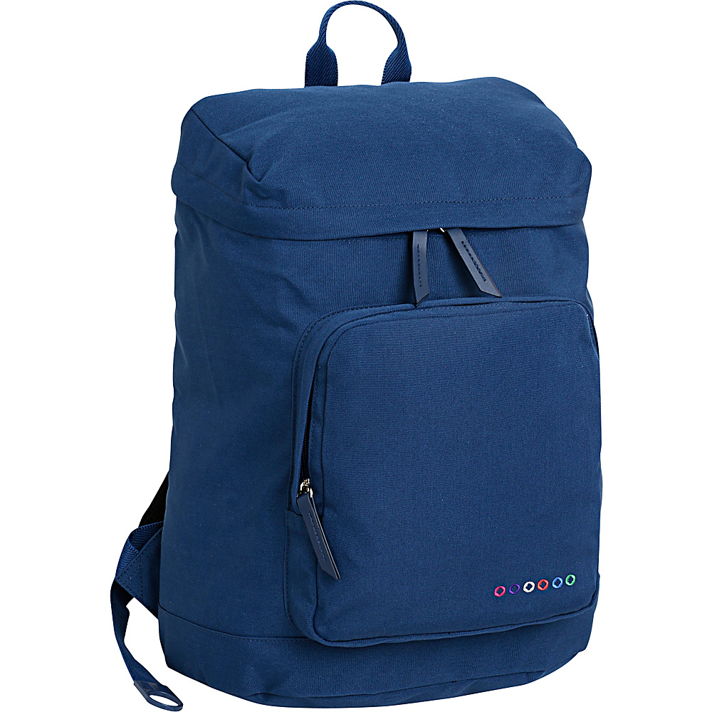 J World New York Eve Laptop Backpack Navy - J World New York Business & Laptop Backpacks - Backpacks, Business & Laptop Backpacks