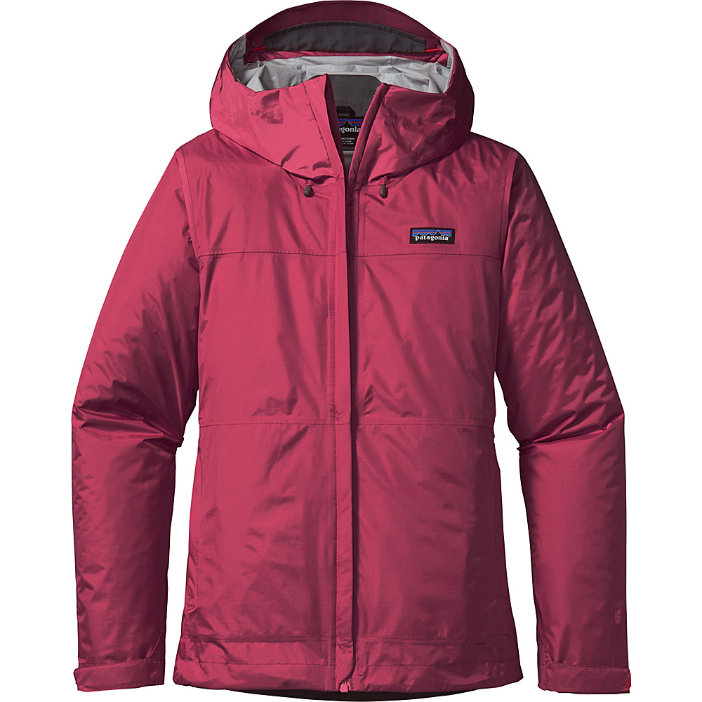 Patagonia Womens Torrentshell Jacket XXS - Craft Pink - Patagonia Womens Apparel - Apparel & Footwear, Women's Apparel