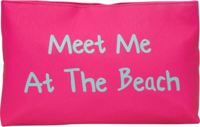 T-shirt & Jeans Meet Me At The Beach Cosmetic Fuschia - Meet Me At The Beach - T-shirt & Jeans Women's SLG Other