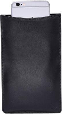 Silent Pocket V2 XL Faraday Sleeve RFID Black - Silent Pocket Electronic Cases