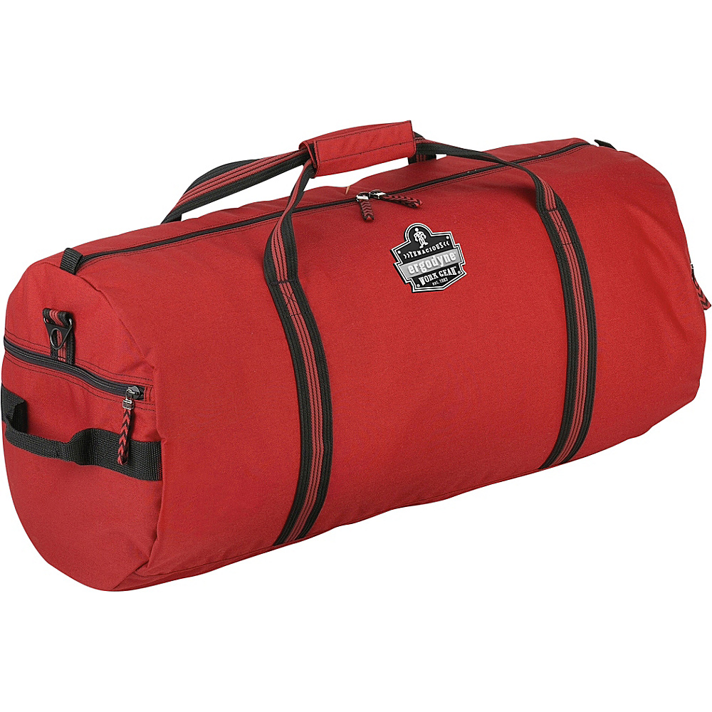 Ergodyne GB5020S Duffel Bag Small Red Ergodyne Outdoor Duffels