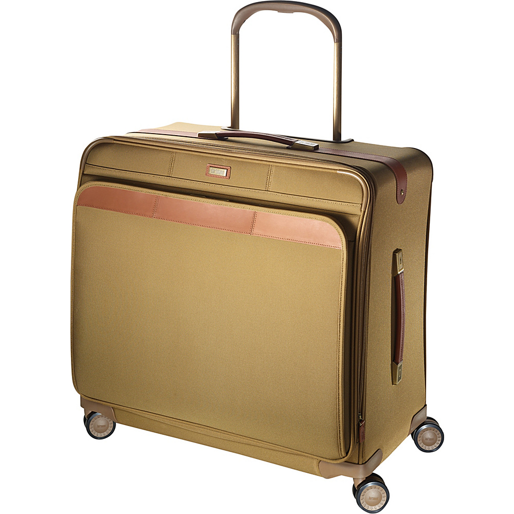 Hartmann Luggage Ratio Classic Deluxe Extended Journey Expandable Glider Safari Hartmann Luggage Softside Checked