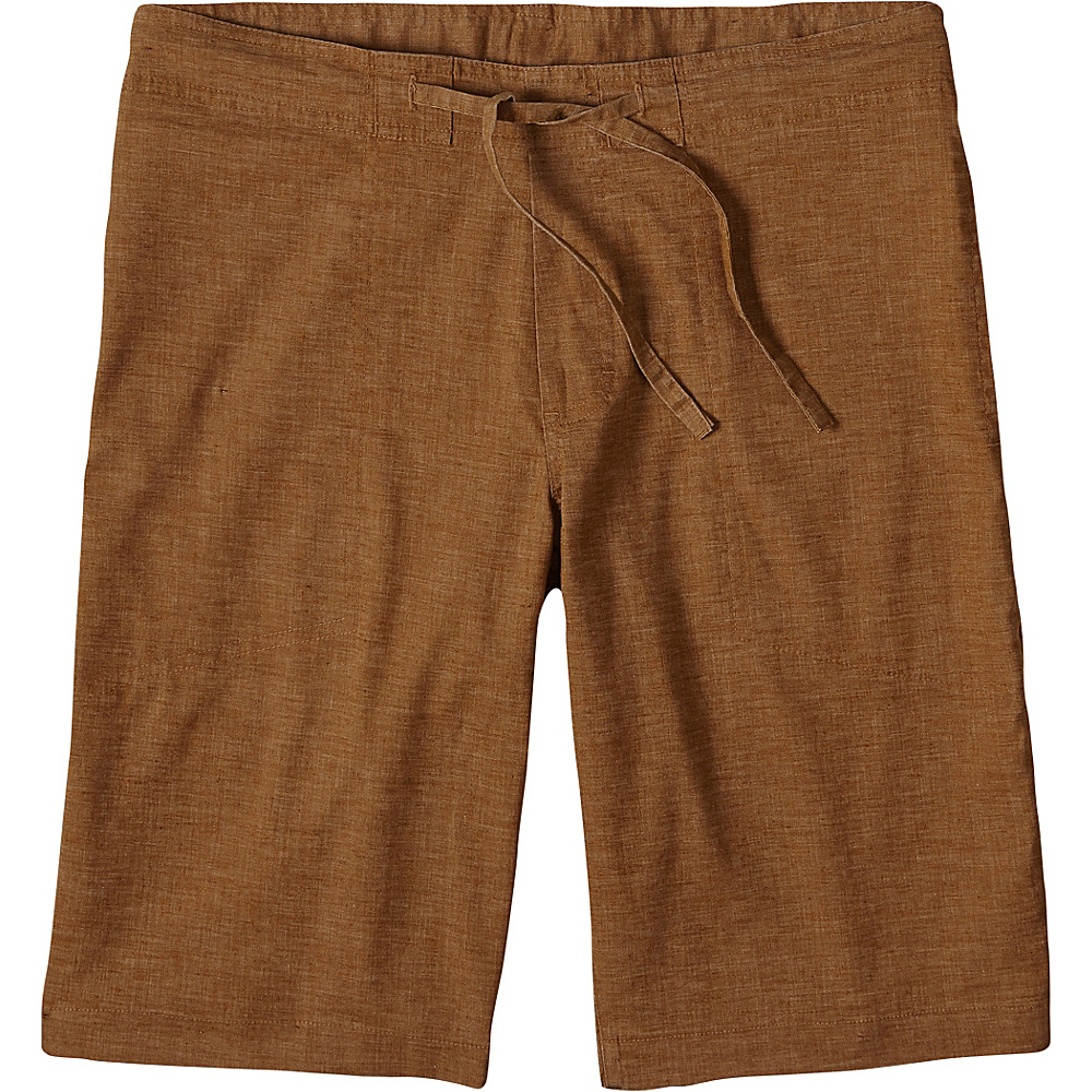 PrAna Sutra Shorts XL - Dark Ginger - PrAna Mens Apparel - Apparel & Footwear, Men's Apparel