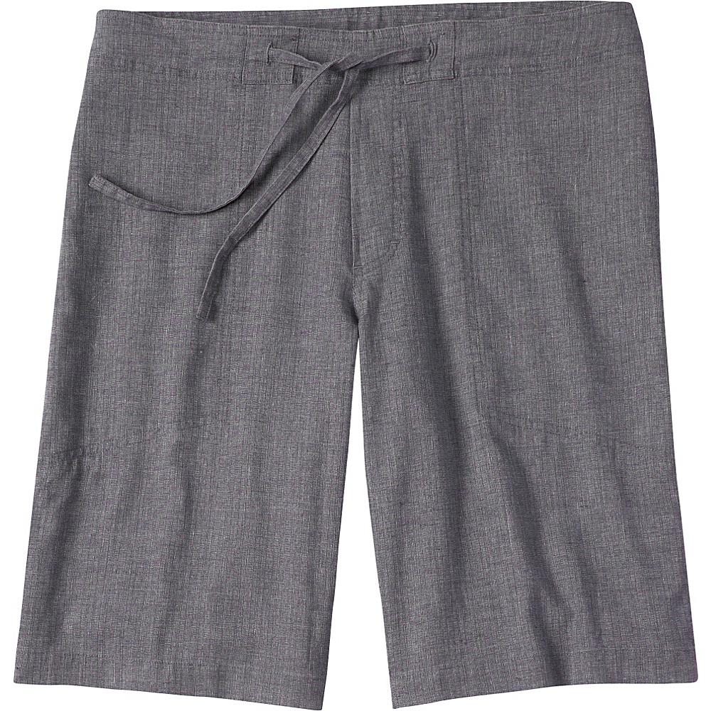 PrAna Sutra Shorts S - Gravel - PrAna Mens Apparel - Apparel & Footwear, Men's Apparel