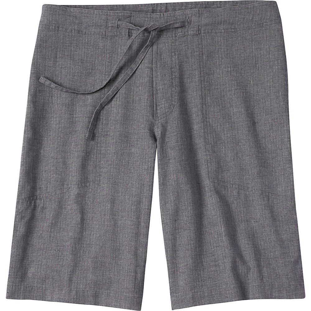 PrAna Sutra Shorts M - Gravel - PrAna Mens Apparel - Apparel & Footwear, Men's Apparel
